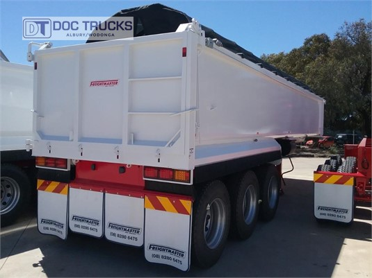2020 Freightmaster Chassis Tipper DOC Trucks - Trailers for Sale