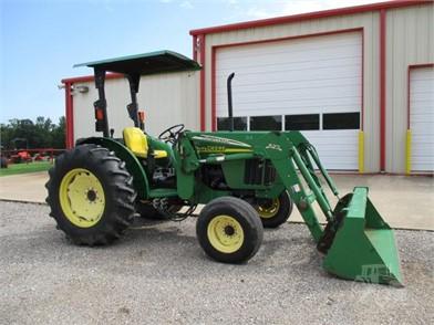 JOHN DEERE 5105 For Sale - 27 Listings | TractorHouse com