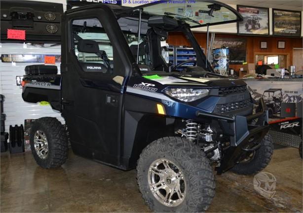POLARIS RANGER XP 1000 EPS NORTHSTAR HVAC Utility Vehicles