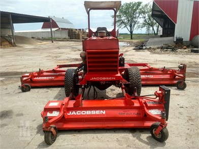 JACOBSEN Riding Lawn Mowers For Sale - 27 Listings | MarketBook ca