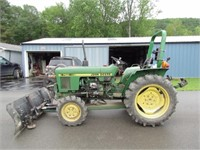 Bulldozers and Tractors Auction