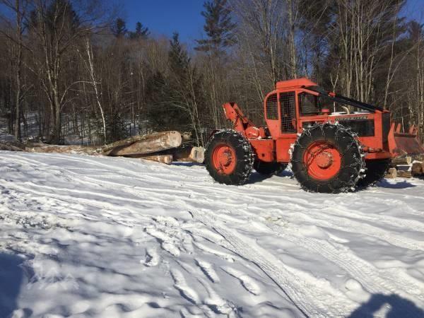TIMBERJACK 230D Skidders Logging Equipment For Sale - 14 Listings