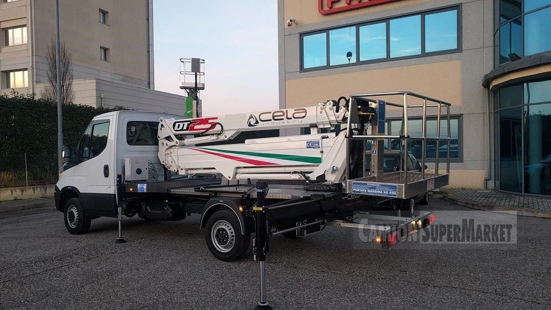 CELA DT25 Nuovo 2020