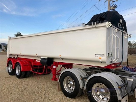 2020 Freightmaster Chassis Tipper - Trailers for Sale