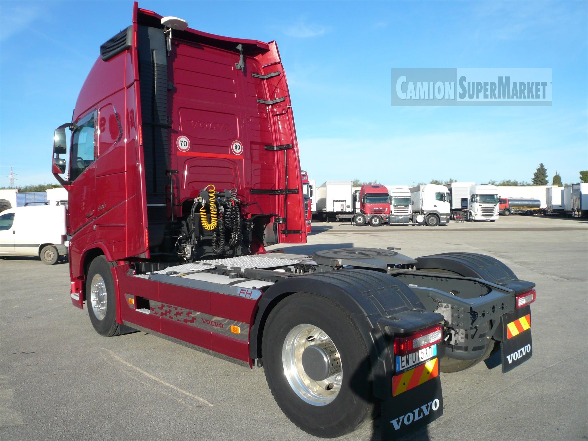 Volvo FH500 used 2014