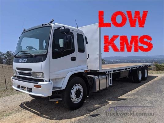 2002 Isuzu FVL1400 Southern Star Truck Centre Pty Ltd - Trucks for Sale