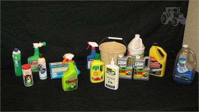 cheap nice cheap details for D10.5 BOX OF MISC. CLEANING STUFF/LEATHER CLEANING Other Items For ...