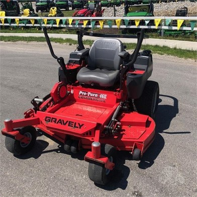 GRAVELY Lawn Mowers For Sale In Fishers, Indiana - 7