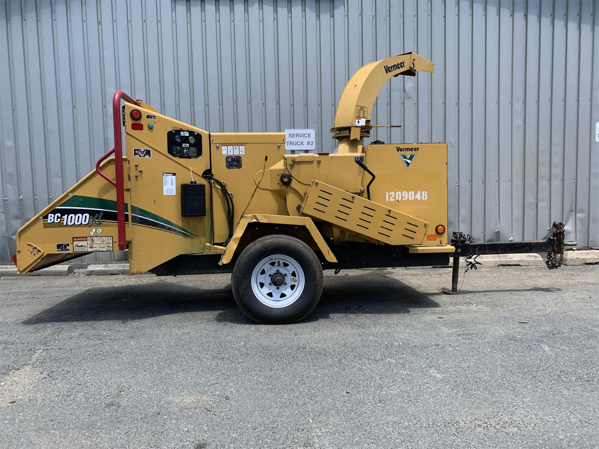 VERMEER BC1000XL For Sale in Halethorpe, Maryland | ForestryTrader com