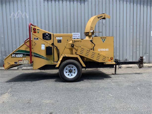 Pull-Behind Wood Chippers Logging Equipment For Sale in