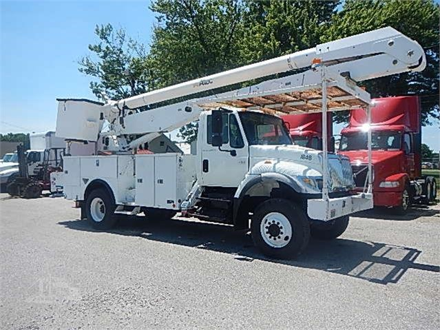 2007 INTERNATIONAL 7300 For Sale In Fort Wayne, Indiana
