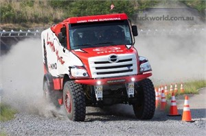 Hino Team Sugawara Reveals New Driver & Truck For Upcoming Silk Way Rally & 2020 Dakar Rally Events
