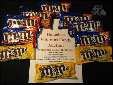 biggest discount various design 100% quality 10 PACKAGES OF M&M's Other Items For Sale - 2 Listings ...