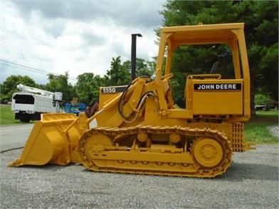 DEERE 555G For Sale - 8 Listings | MachineryTrader com