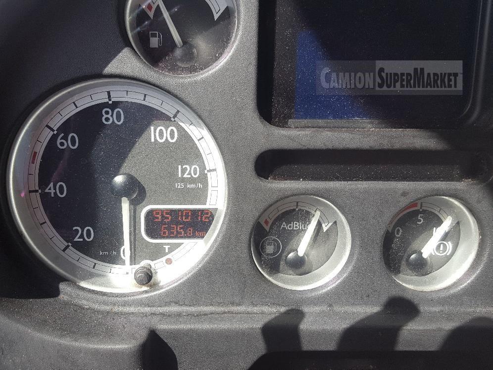 Daf LF220 used 2007 Lazio