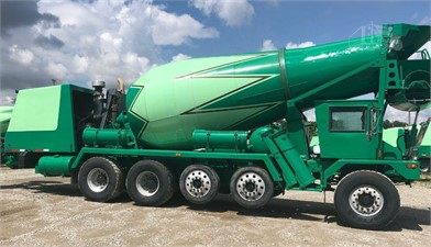 TEREX FDB6000 Mixer Trucks / Asphalt Trucks / Concrete
