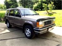 1992 Ford Explorer 4X4, 66k Miles