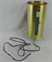 """13"""" Tall Stroh's Cylinder Light-up Wall Sconce"""