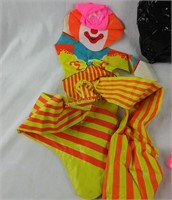 4 Ringling Brothers & Barnum&bailey Kids Blow-ups