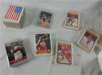 Basketball, Tiger Woods & Military Trading Cards