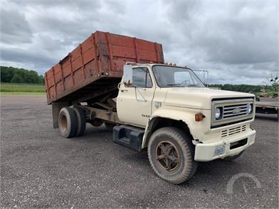 Farm Trucks / Grain Trucks Auction Results - 502 Listings