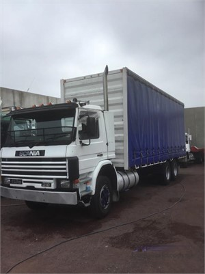1990 Scania P113M - Trucks for Sale