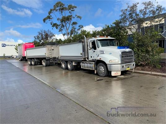 2008 Mack Granite Trucks for Sale