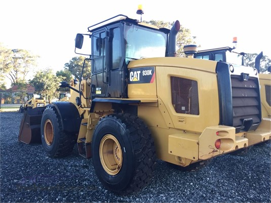 2013 Caterpillar 930K Heavy Machinery for Sale