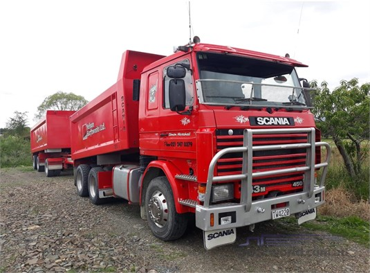 1996 Scania R143M450  - Trucks for Sale