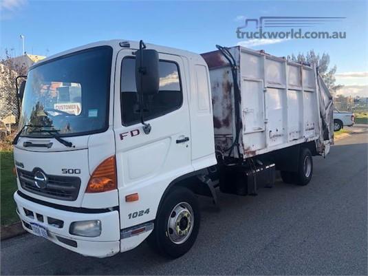 2009 Hino FD Trucks for Sale
