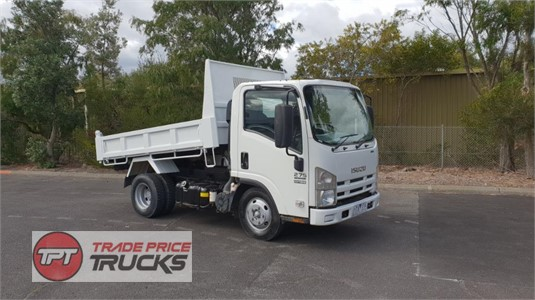 2012 Isuzu NLR 275 Trade Price Trucks - Trucks for Sale