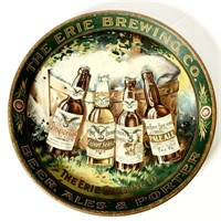 Vintage Erie Brewing Co. Beer Tray