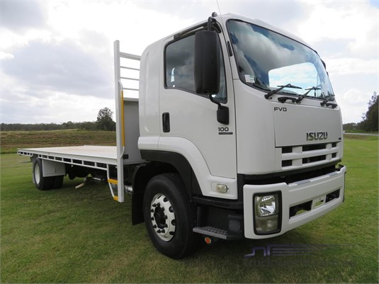 2012 Isuzu FVD 1000 Long Trucks for Sale