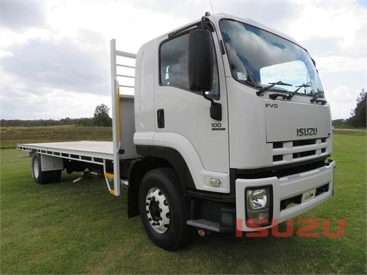 2012 Isuzu FVD 1000 Long Used Isuzu Trucks - Trucks for Sale