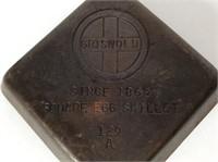 Griswold 129A Square Egg Skillet