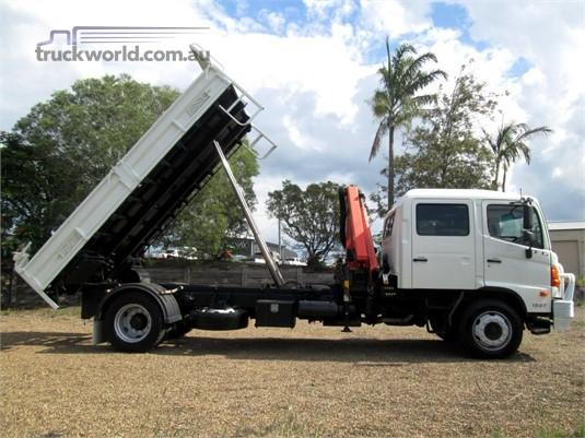 2010 Hino 500 Series 1527 FG Trucks for Sale