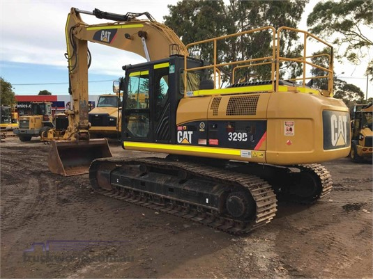 2012 Caterpillar 329DL Heavy Machinery for Sale