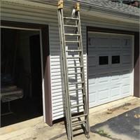 10' Aluminum Extension Ladder
