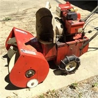 """Sears Craftsman 22"""" Eager-1 Snow Thrower"""