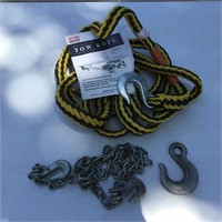 5' Tow Chain, Tow Rope