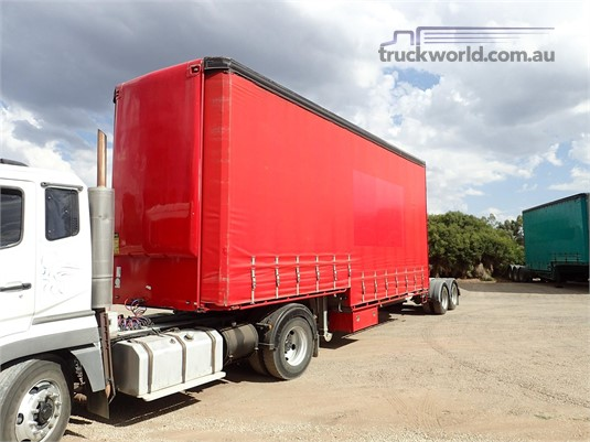 2004 Maxitrans Curtainsider Trailer Trailers for Sale