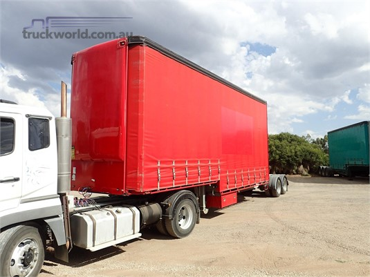 2004 Maxitrans Curtainsider Trailer - Trailers for Sale