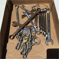 Craftsman Metric Box / Open Wrenches