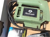 Rockwell Saber Saw and Arrow Stapler