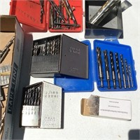 Craftsman Drill Indexes, Loose Drill Bits