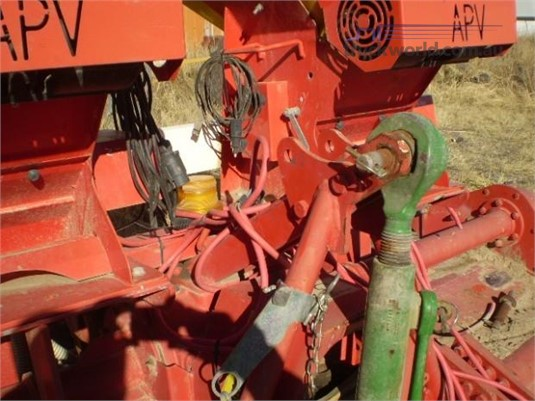 2006 Unknown Rotary Hoe Black Truck Sales - Farm Machinery for Sale