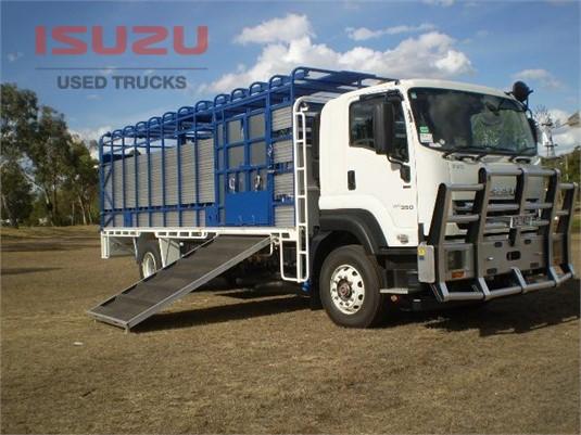 2018 Isuzu FXD 165-350 Used Isuzu Trucks - Trucks for Sale