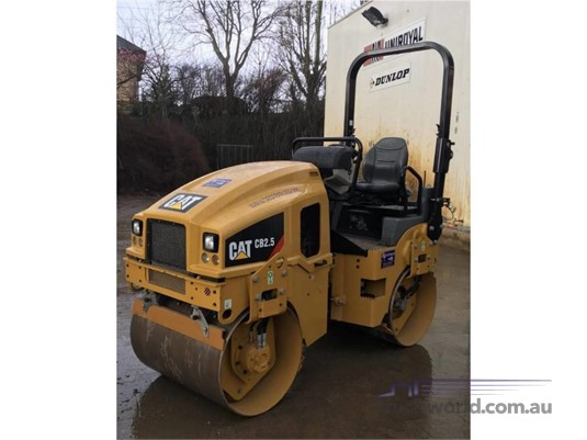 2017 Caterpillar other Heavy Machinery for Sale