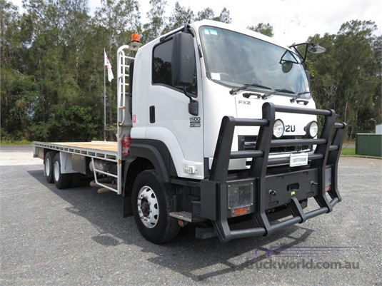 2012 Isuzu FXZ 1500 Long Trucks for Sale