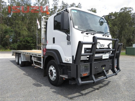 2012 Isuzu FXZ 1500 Long Used Isuzu Trucks - Trucks for Sale